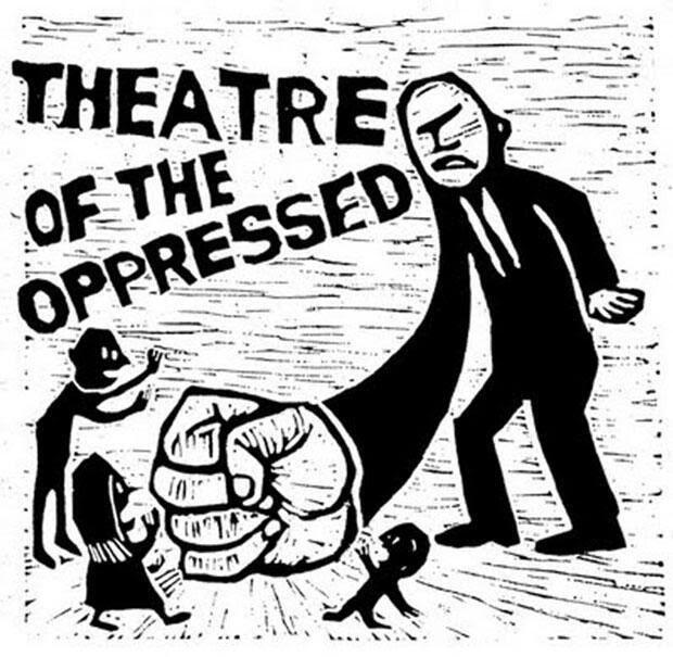«Θέατρο ή Performance: Ο λόγος του σώματος» της Ιωάννας Ασσάνη