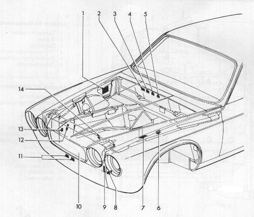 Jaguar Xj6 Fuel Pump Relay