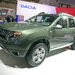 A Renault Dacia Duster on show at the Frankfurt Motor Show last month. Dacia sales have fueled  growth at Renault.