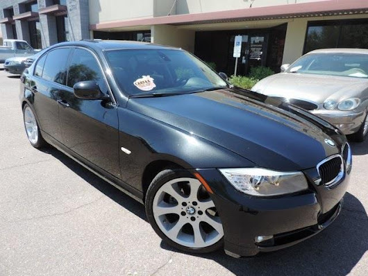 Used 2011 BMW 3-Series 328i for Sale in Phoenix AZ 85027 101 Auto Outlet
