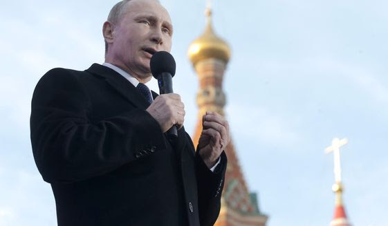 Israeli officials said the decision by Russian President Vladimir Putin to allow the missile system sale was a clear sign that Tehran is already cashing in on a tentative nuclear deal with world powers, a deal that includes an easing of sanctions on the Iranian economy and faces a deadline of the end of June for a final deal. (Associated Press)