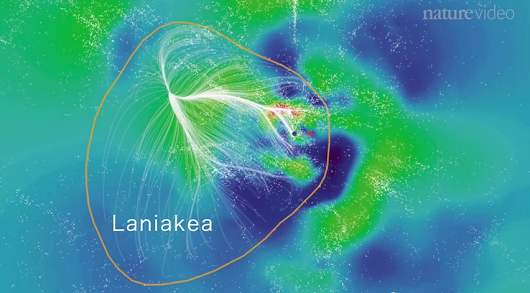 This is the most detailed map yet of our place in the universe