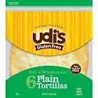 Large Tortillas (Case of 10) by Udi's Gluten Free