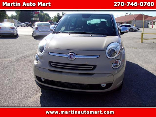 Used 2014 Fiat 500L for Sale in Bowling Green KY 42104 Martin Auto Mart