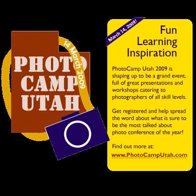 Photocamp Utah 2009