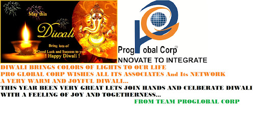 Happy Diwali From Team Proglobalcorp