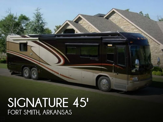 Signature Series 45 Conquest IV RV for sale in Fort Smith, AR for $229,900 | 161584