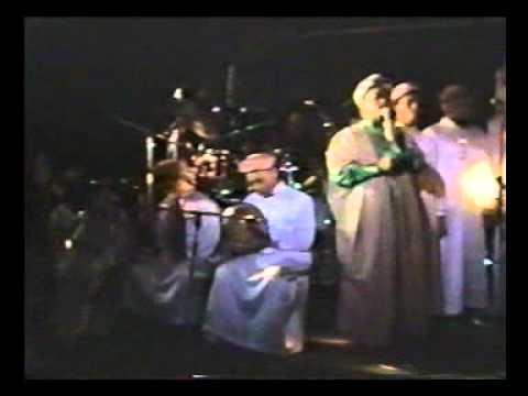 Nadamurni & Zainal Abidin di kelab malam