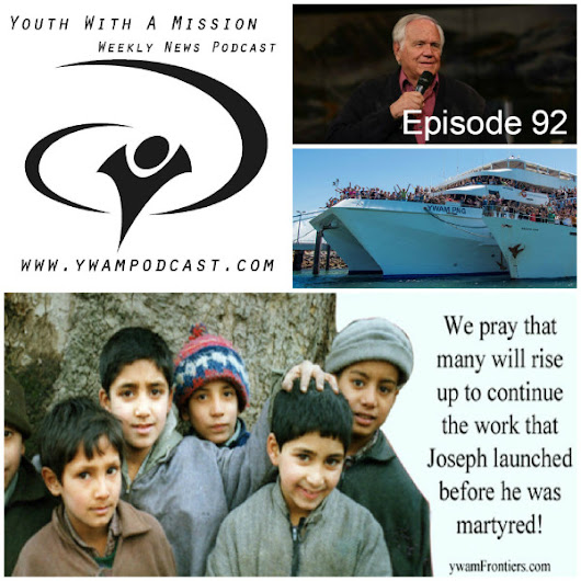 Missionary Martyred in South Western Asia and How to Help End Bible Poverty | YWAM Podcast