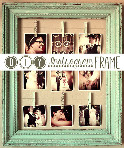 Instagram Photo Frame Collage