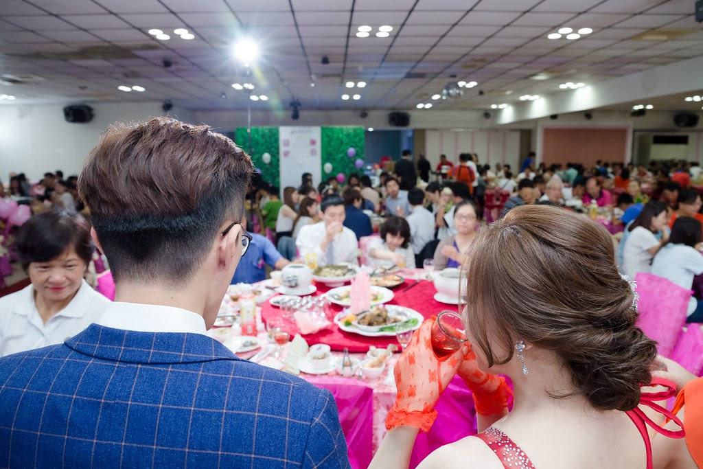 144明園餐廳北斗店婚攝