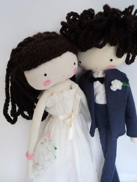 enganged couple