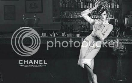Chanel Pre-Fall 2012 Ad Campaign