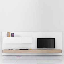 High-end Wall storage systems | Storage / Shelving on Architonic