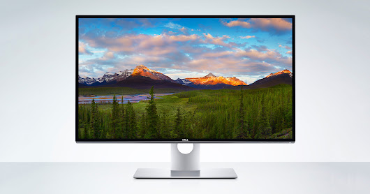 Dell Releases Crazy 8K Monitor with 33MP Resolution and 100% AdobeRGB
