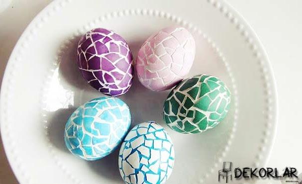 Yumurta Süsleme Sanatı Dekorlarcom