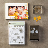Grateful Bunch Photopolymer Bundle by Stampin' Up!