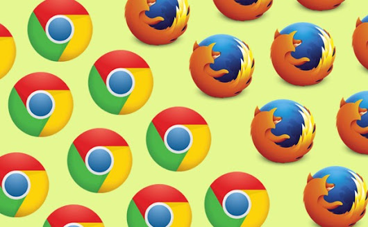 People Who Use Firefox or Chrome Are Better Employees - The Atlantic
