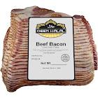 Deen Halal Beef Bacon 5lb