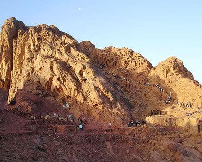 Mount Sinai Egypt   Mt Sinai Monastery
