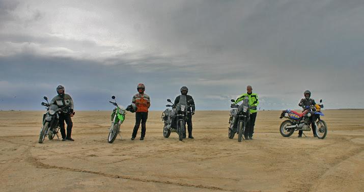 Endurowandern mit Svenja