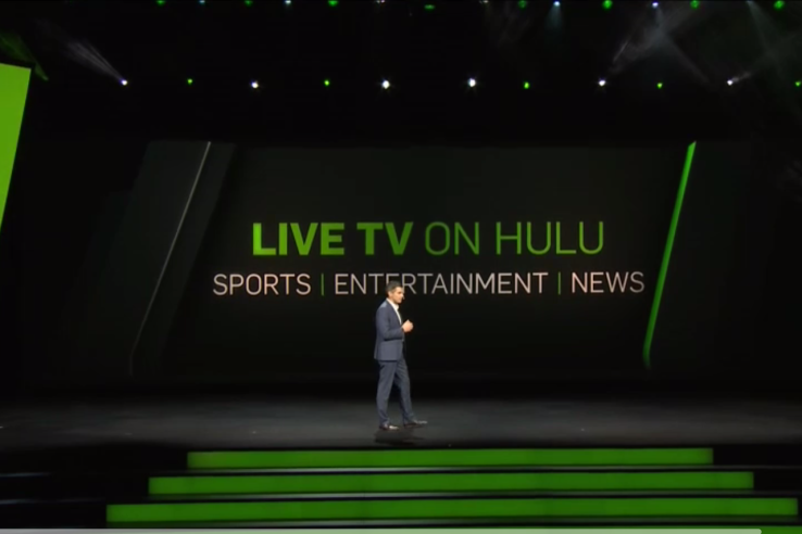 Look Out Directv Now Here Comes Hulu S Live Tv Streaming Service Complete With Espn Tematica Research