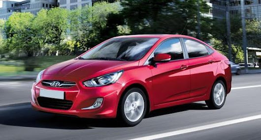 Hyundai Verna- Featuring the Hyundai's new Fluidic Design!