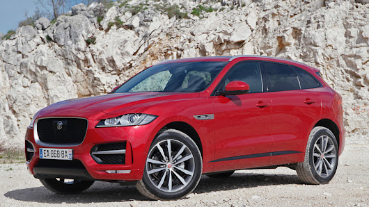 The 2017 Jaguar F-PACE has been named Best Luxury Utility vehicle by MOTORWEEK.