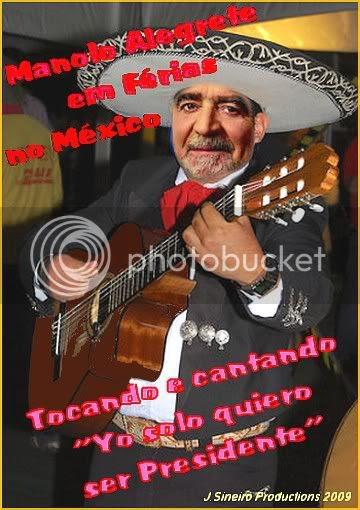 FÉRIAS ALEGRETE no MÉXICO