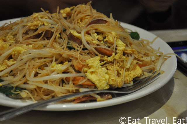 Singaporean Style Fried Vermicelli