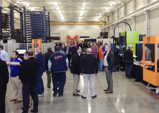 Record-Breaking Turnout for Mazak Laser Technology Days