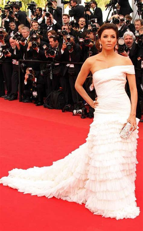 Eva Longoria from 17 Red Carpet Dresses That Could Totally