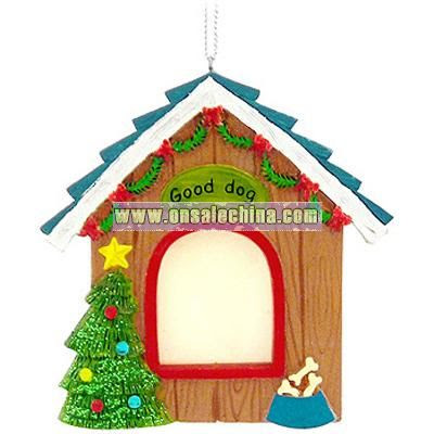 Dog House Frame Ornament Wholesale China Ch9055010
