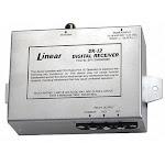 Linear One-Channel Metal Case Receiver,304 MHz DX-12
