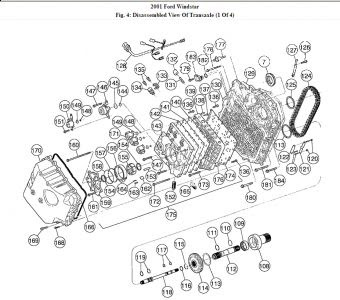 Ford Transmission Diagram
