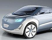 Come sarà la nuova auto a zero emissioni di Renault. Per ora è stata battezzata Zoe (ZerO Emissions)