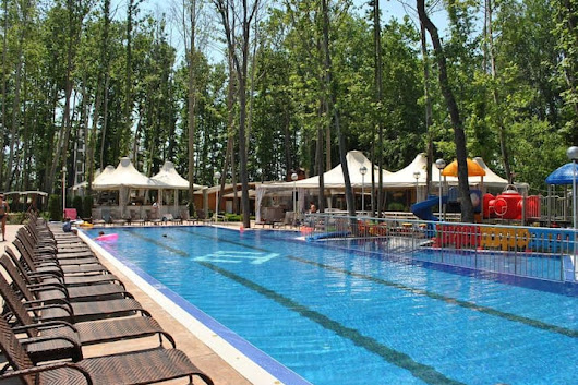"2 bedroom ""Tarsis Club & Spa 4*\"" (Sunny Beach)"