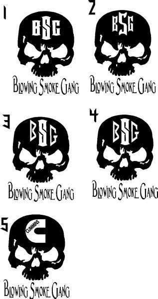 Blowing Smoke Gang - Diesel Bombers