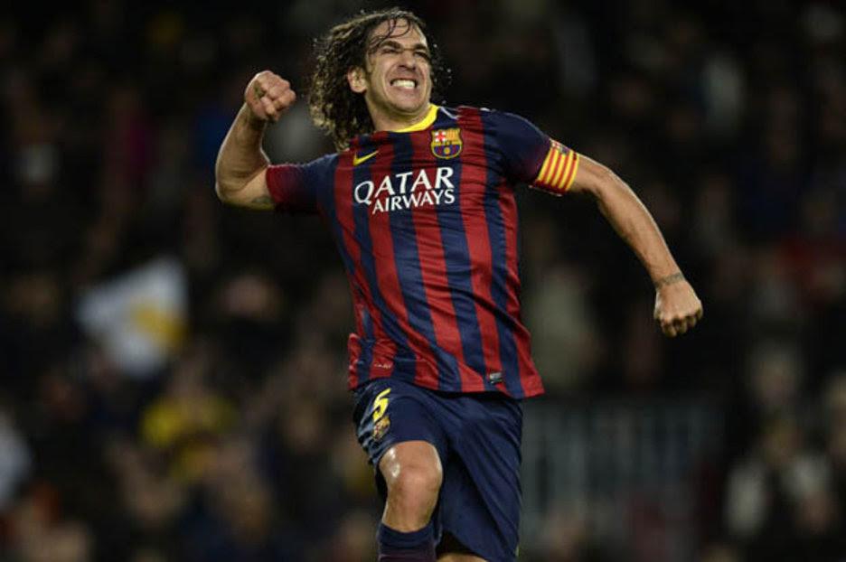 Chelsea news: Barcelona hero Carles Puyol names Didier Drogba in best XI he ever faced