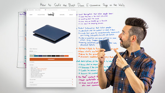 How to Craft the Best Damn E-commerce Page on the Web - Whiteboard Friday