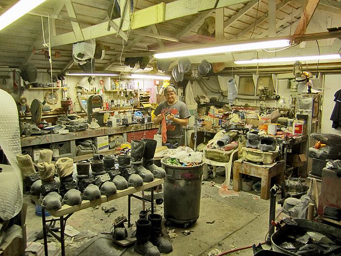 Messy Workshop