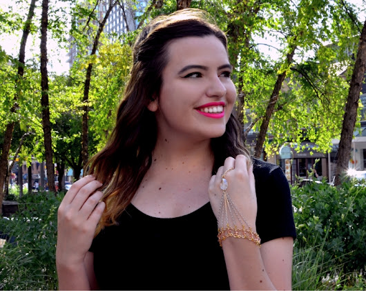 Spade On The Street – Style & Beauty Blogger, Mikayla Kuehn