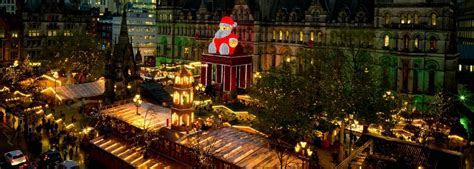 Manchester Christmas Market 2018   Dates, hotels, things