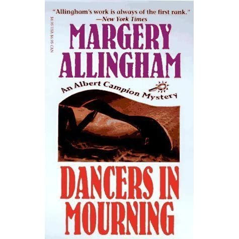 Marilyn Watson's review of Dancers in Mourning
