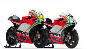 Ducati presentation on line
