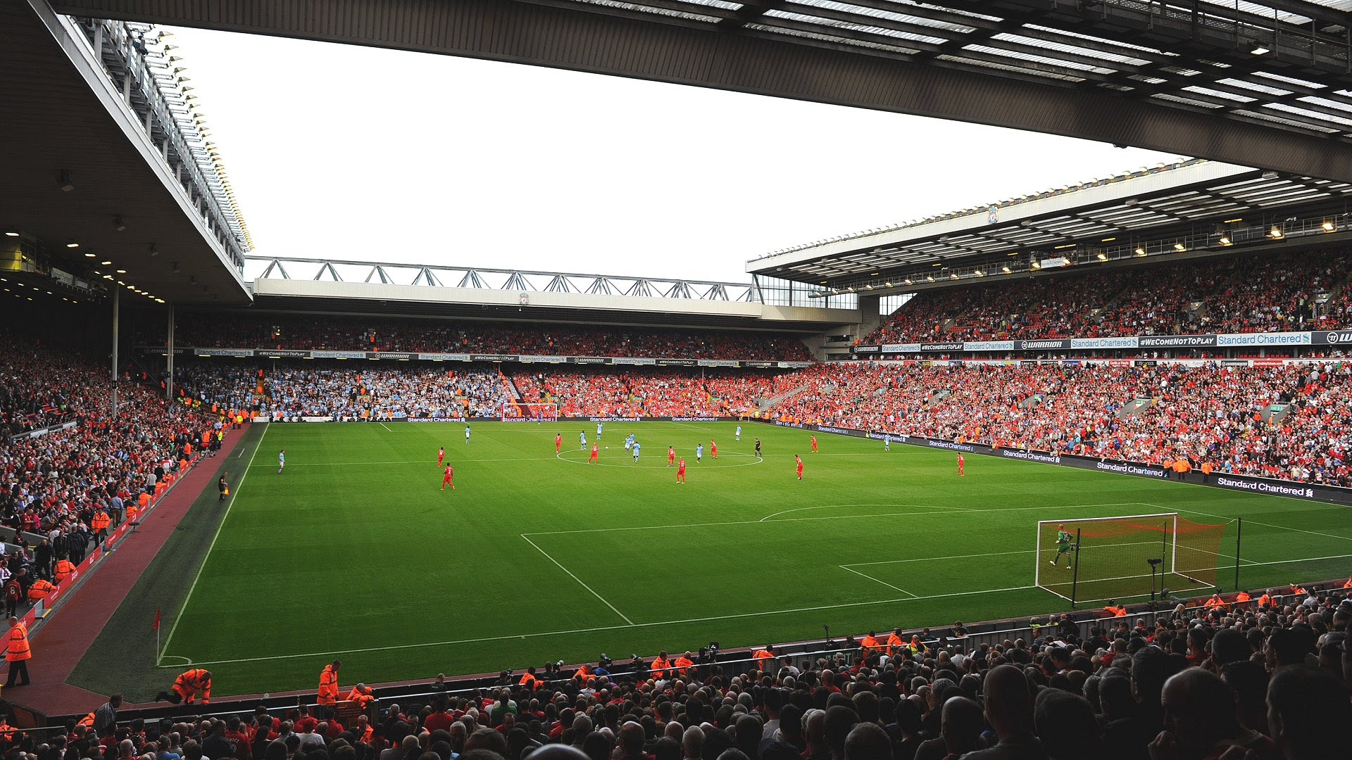 Liverpool F.C. (Football Club) of the Barclay's Premier League
