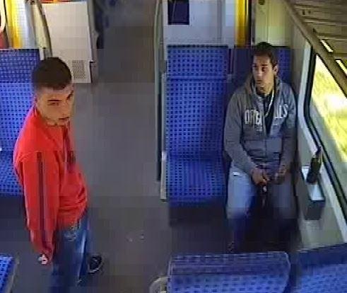 Bundespolizeidirektion München: Bundespolizei sucht nach zwei Tatverdächtigen und Zeugen - Gefährliche Körperverletzung in der S4