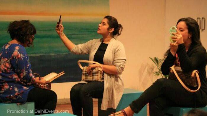 Bayan Women English Play Akvarious Productions Still