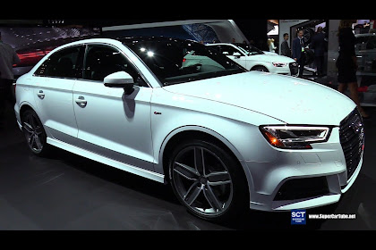 Audi A3 Quattro 2018