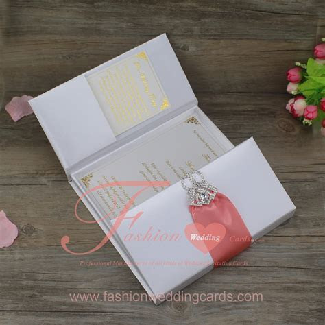 Silk Boxes for Invitations Wholesale   Cheap Wedding